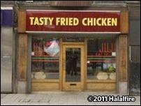 Tasty Fried Chicken