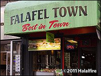 Falafel Town