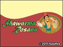 Shawarma Rosana
