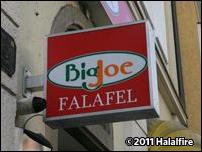 Big Joe Falafel