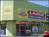 Lazoz Kebab & Chicken Café