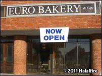 Euro Bakery & Restaurant