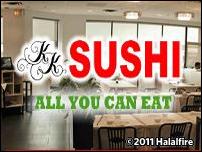 KK Sushi Japanese