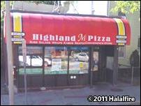 Highland Market Pizza