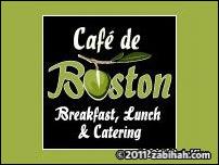 Café de Boston