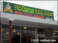 YKO Charcoal & BBQ Chicken