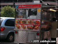 Ali Khan Express Halal Cart