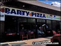 DAR Party Pizza