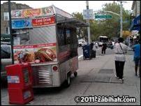 Abdul Halal Food Cart