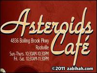 Asteroids Café