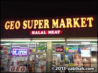 Geo Super Market & Halal Meat