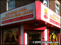 Southern Fried Chicken & Pizza