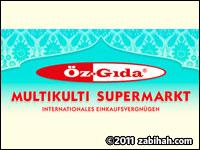 Öz-Gida Supermarket
