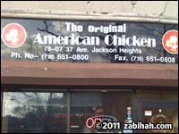 Original American Chicken