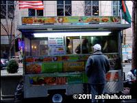 Fahima Halal Food Cart