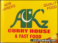 Akz Curry House