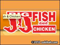 Big JJ Fish & Chicken