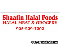 Shaafin Halal Foods & Meat