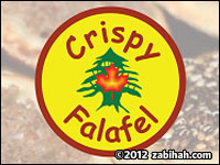 Crispy Falafel