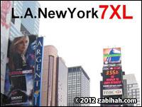 LA New York 7XL