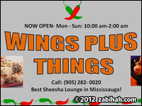 Wings Plus Things
