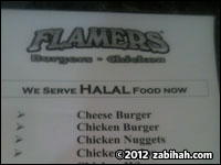 Flamers Burger & Chicken