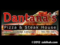 Dantana Pizza & Steak House