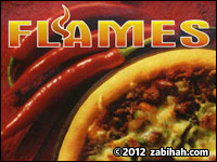 Flames Pizza & Curry House