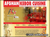 Afghan Kebob