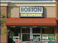 Boston Fish Supreme