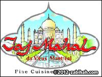Taj Mahal Du Vieux-Montreal