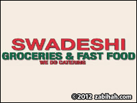 Swadeshi Groceries & Fast Food