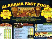 Alabama Fast Food