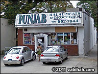Punjab Groceries & Halal Meat