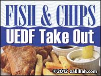 UEDF Fish & Chips
