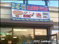 Aladdin Sizzler