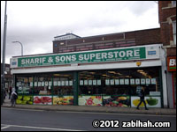 Sharif & Sons Superstore