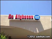 De Afghanan Kabob House