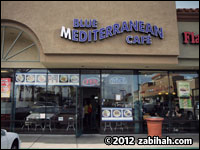 Blue Mediterranean Café