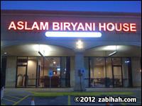 Aslam Biryani House