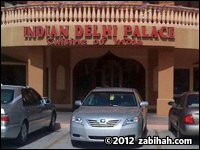 Indian Delhi Palace
