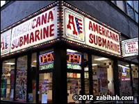 Americana Submarine
