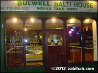Bulwell Balti House
