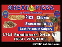 Great Canadian Pizza