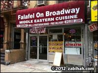 Falafel on Broadway