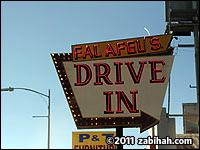 Falafel Drive-In