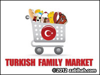 Turkish Family Market