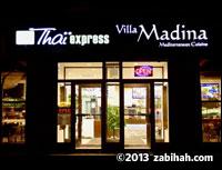 Villa Madina & Thai Express