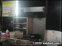 Kuey Teow Goreng Kerang Stall