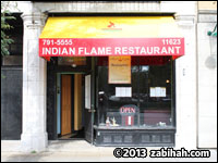 Indian Flame